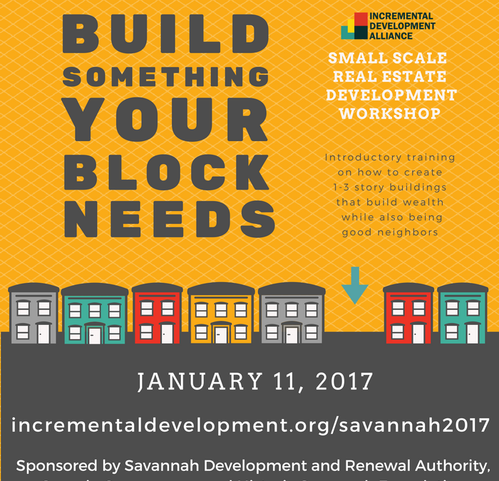 Build Something Your Block Needs