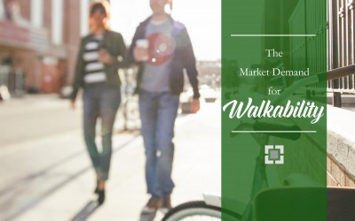 The Market Demand for Walkability