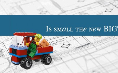 Is Small the New Big?