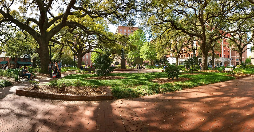 An Urban Planner's Notes from Savannah